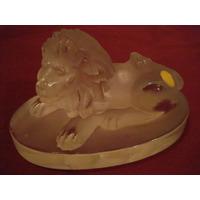 Lindo Leão Em Murano - Italia - Cesare Toso -