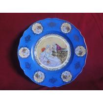 Prato Decorativo Porcelana Geb Germany