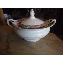Sopeira Antiga De Porcelana Inglesa