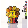 Romero Britto Mini Lion Cavendish Nova Coleção Mini (6cm)