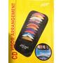 Porta Cd Dvd Para Quebra Sol Capacidade 18 Unidades