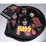 Frete Grátis Case Porta Cd / Dvd Do Kiss Oficial Licenciado!