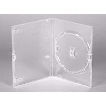 Capa Dvd Transparente Resistente