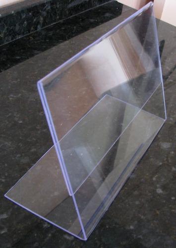 Porta Retrato Acrílico 10x15 Kit 10 Peças
