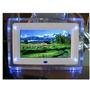 Porta Retrato Digital 7 Pol Controle Mp3 Mp4 Frete Gratis
