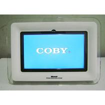 Porta Retrato Digital - Coby- Dp772 - 7 Polegadas