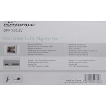 Porta Retrato Digital Tela 7 Lcd Usb