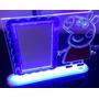 Luminária Acrílico Personalizado 6mm Com Led+foto Peppa Pig