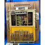 Porta-retrato Metal Madeira Retro Rústico Trem Bonde