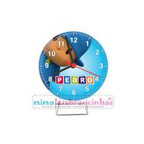 10 Relógio Pocoyo Personalizados, Lembrancinhas, Aniversário