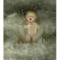 Bebê Récem Nascido Em Biscuit Para Lembrancinha 15 Unidades