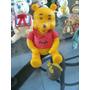 Biscuit Urso Pooh Grande + Turma Do Pooh (8 Peças)