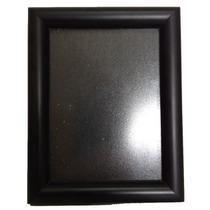 Quadro Porta-retrato 14,5 X 11,5 Preto C/ Vidro Usado