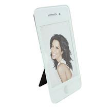 Porta Retrato Ipad Branco Para Fotos 15x20