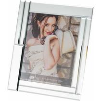 Porta-retrato Mirror Grande - 15x20 Cm - Em Vidro