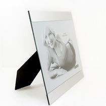 Porta Retrato De Vidro 25x20 Para Escritórios E Residências
