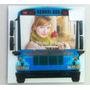 Porta Retrato Ônibus Azul