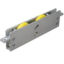 Roldana Dupla Portão Garagem Esquadria Aluminio Fermax Rol81
