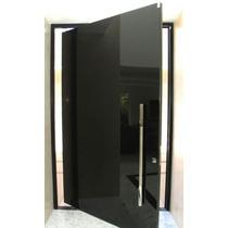 Porta Pivotante 110x210 C/batente,tudo Incluso+puxador,linda