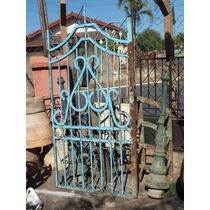 Portão Antigo Rebitado