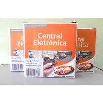 Central Placa Motor De Portão Eletrônico Facility Ppa A21489