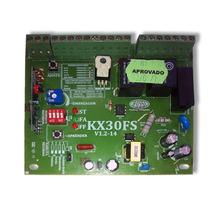 Central De Comando Para Portão Eletrônico Kx30 Rossi