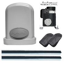 Kit Motor Para Portão Eletrônico Ppa Eurus Steel Jet Flex