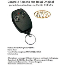 Controle Rossi 433 Hcs