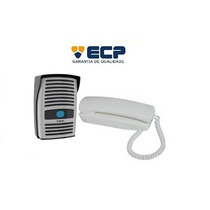 Porteiro Eletrônico / Interfone Intervox Ecp Abre Fechadura