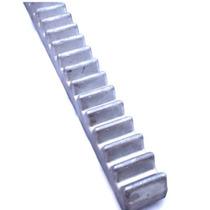 Cremalheira Pecinin Aluminio Gomo De 30cm Peça Original