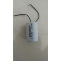 Capacitor 15 Micro Farad Para Motor E Portão Automático