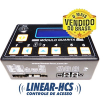 Módulo Guarita Linear Hcs 2010 + Software Grátis - Original