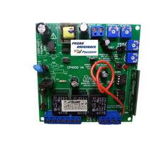 Kit 1 Placa Peccinin Cp-4010 + 2 Controles Preto Peccinin