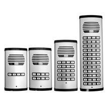 Kit Interfone Porteiro Coletivo Predial 6 Pontos Agl