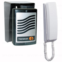 Porteiro Eletrônico Com Interfone Nr-810 Thevear