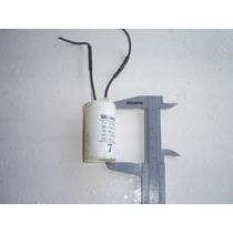 Capacitor Weg Cmrw 7uf +-10% 380vca# 50/60hz (lote 85)