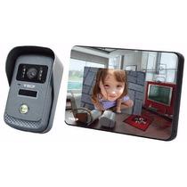 Vídeo Porteiro Colorido Mirror 4.3 Mod. F180170 - Ecp