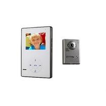 Video Porteiro Videofone Sem Fio Wireless Monitor 4 300mts