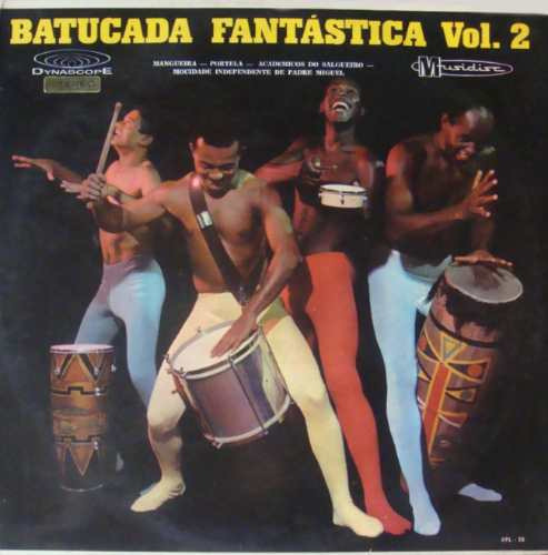 Portela-mangueira-pe.miguel-salguei Lp Batucada Fantástica 2