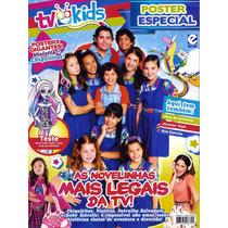 Revista Pôster Chiquititas + Violetta = C/2 Pôsters! Violeta