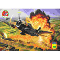 Poster Brasil Na 2ª Guerra ¿ Feb ¿ Senta A Pua ¿ Tamanho A-3