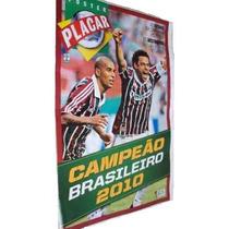 Revista Poster Fluminense Campeão Brasileiro 2010. Placar!
