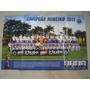 Poster Oficial Do Cruzeiro - Campeão Mineiro 2011