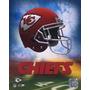 Poster (20 X 25 Cm) 2009 Kansas City Chiefs Team Logo