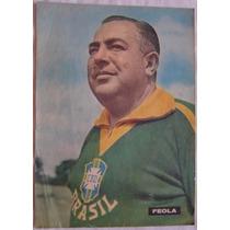 Pôsters Revista Sétimo Céu Anos 60 - Feola.