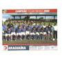 Poster Araguaína Campeão Tocantinense 2006 Placar