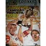 Revista-pôster Lance! : Santos Campeão Paulista 2011