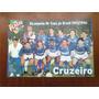 Poster Cruzeiro - Campeão Da Copa Do Brasil 1996