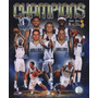 Poster (20 X 25 Cm) Dallas Mavericks 2011 Nba Finals