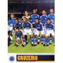 Pôster Da Placar: Cruzeiro + Treze + Ríver Do Piauí